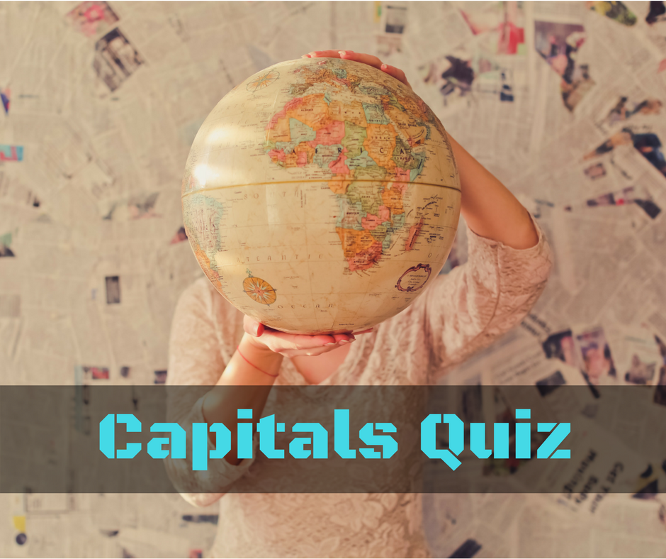 Capital To Country Quiz