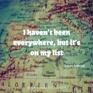 I haven't been everywhere, but it's on my list