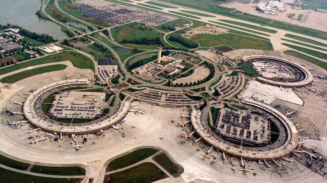 Fort Worth International Airport