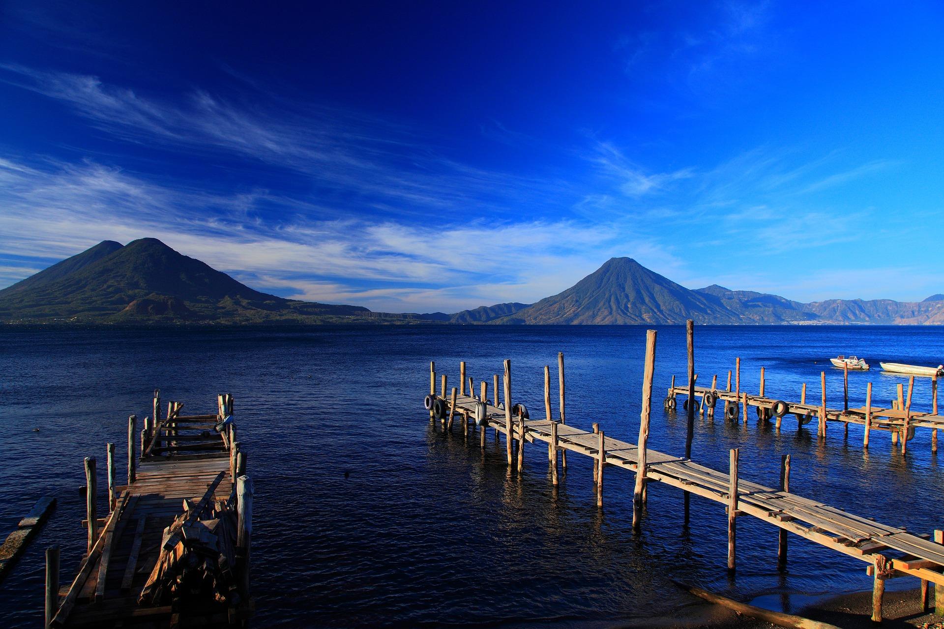 guatemala coast volcano