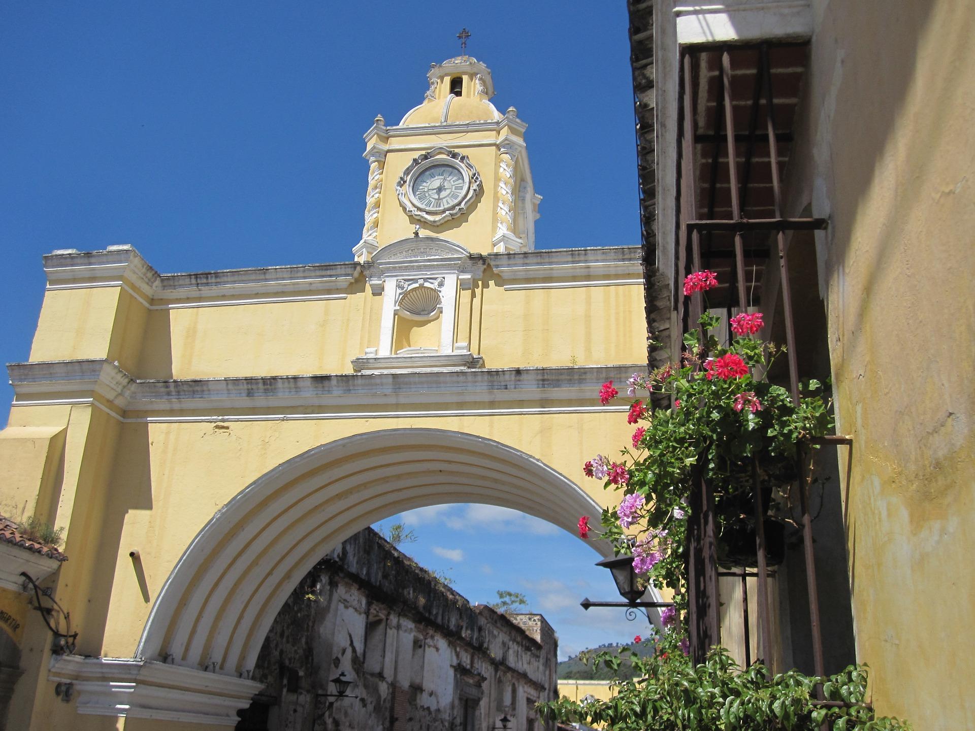 guatemala gate