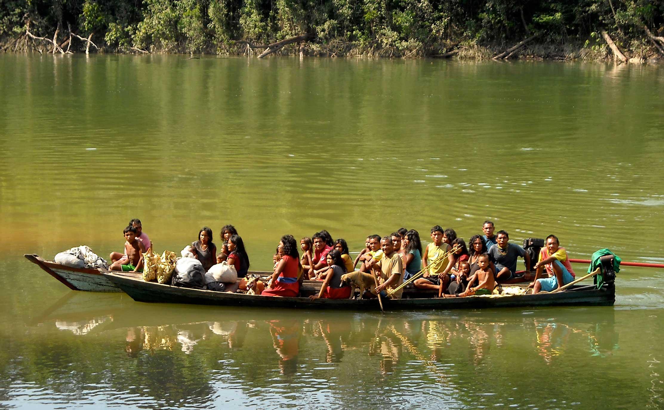 piraha tribe in brazil