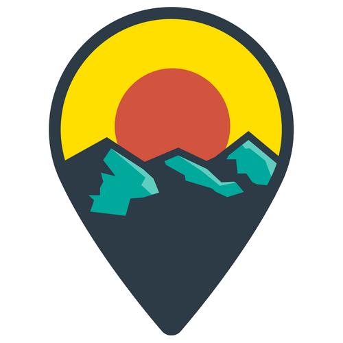 the wanderlust addict symbol