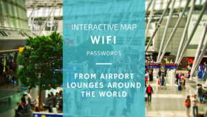 wifi passwords airport lounge